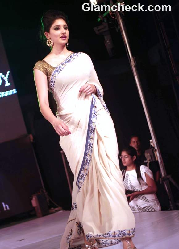 Designer Asif Shah collection saris Indore