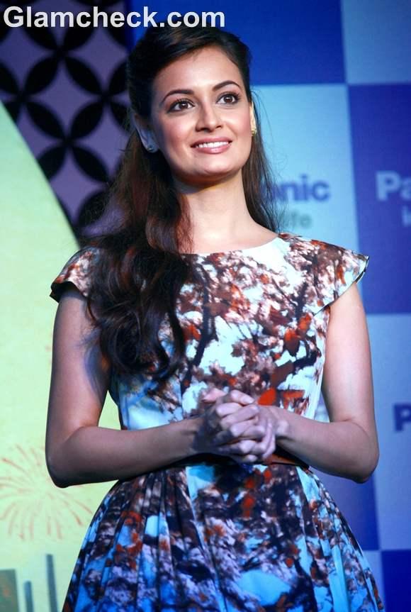 Dia Mirza eco brand ambassador panasonic at Celebrations for Life