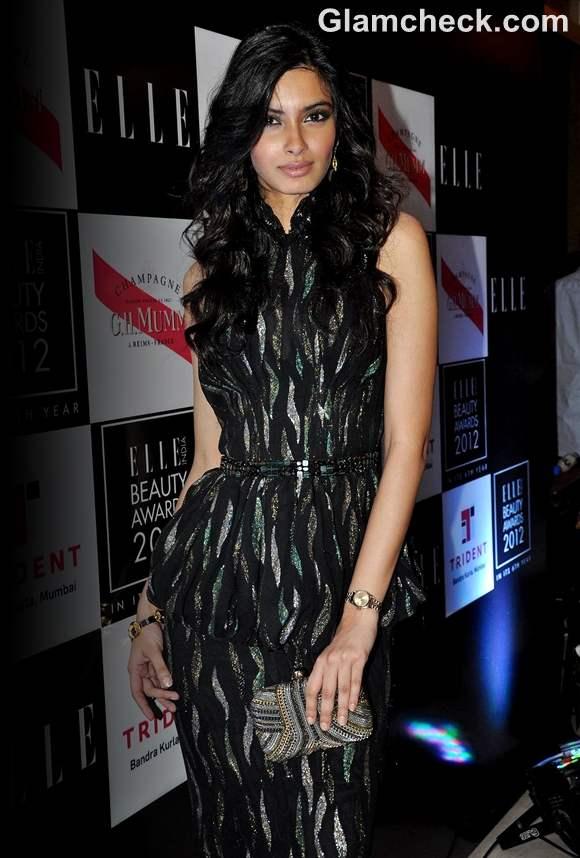 Diana penty dress at Elle Beauty Awards 2012