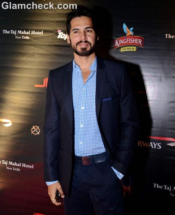 Dino Morea F1 2012 official F1 After Party day 3