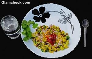 Diwali Snacks bhel puri