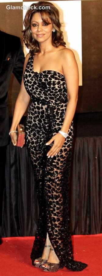 Gauri khan Amitabh Bachahan 70th Birthday Bash