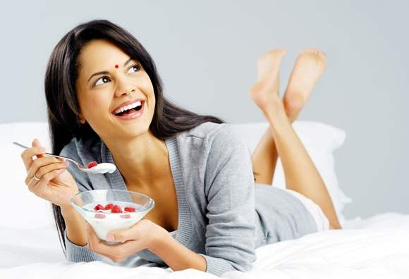 Healthy ways fast during navaratri