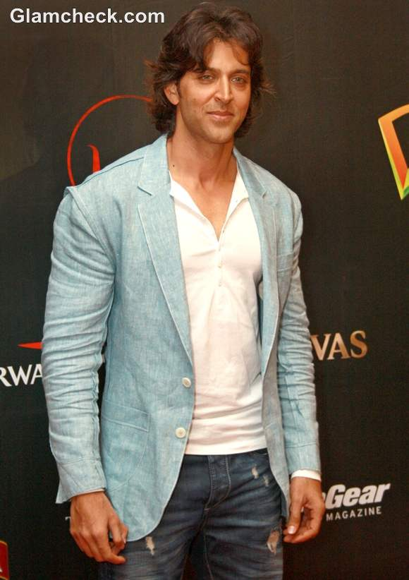Hrithik Roshan Amp Celebs At Arjun Rampal S F1 After Party