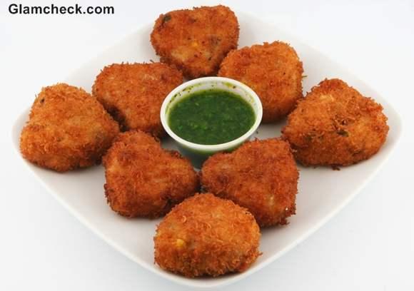 Indian Snacks Diwali vegetable cutlets