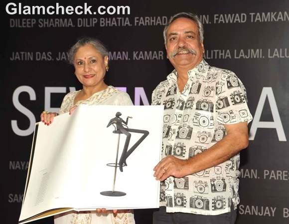 Jaya Bachchan B70 Art Show at Nehru Centre Mumbai