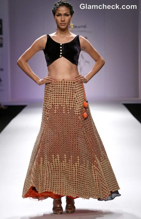 Jyoti Sharma nRPSUTA collection WIFW S-S 2013