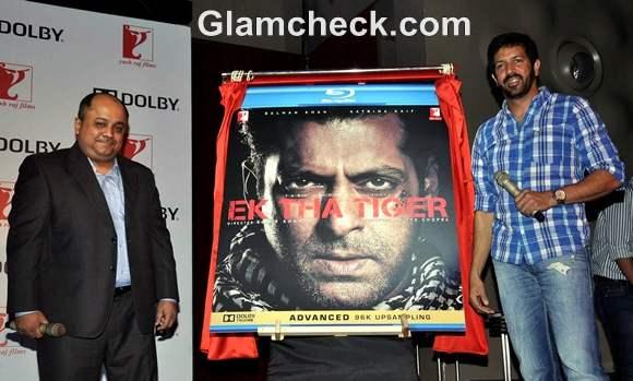 Kabir Khan Bluray DVD launch Ek Tha Tiger