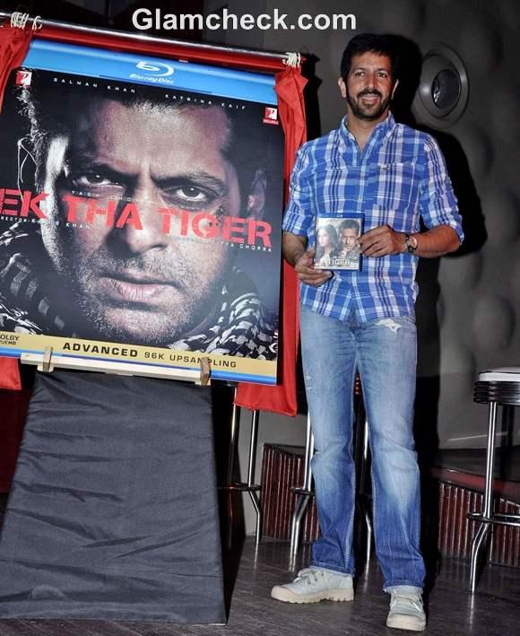 Kabir Khan launches Bluray and Ek Tha Tiger DVD