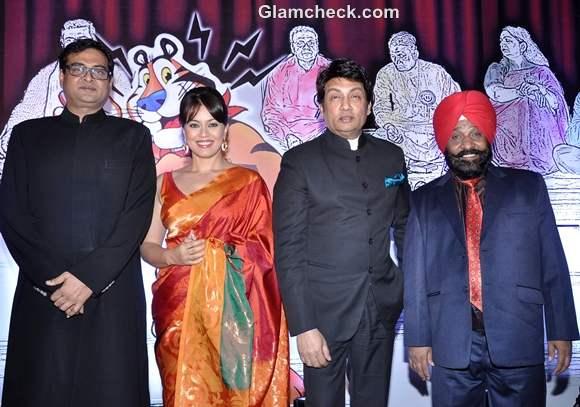 Kahta Hai Poet Launch Mahima Choudhary Shekhar Suman