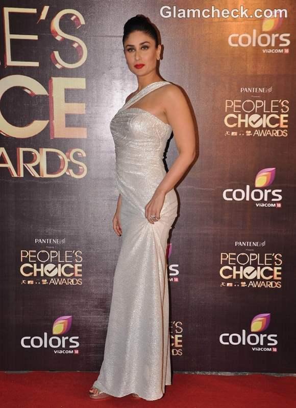 Kareena Kapoor Khan gown Peoples Choice Awards 2012 Mumbai
