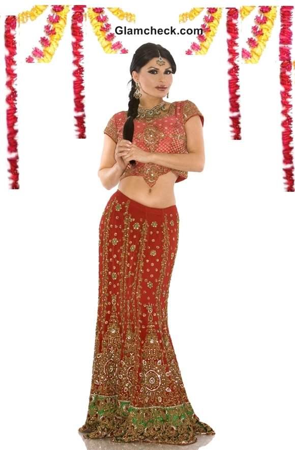 Karva Chauth Fashion lehenga