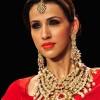 Karva Chauth hairstyle-makeup 2012
