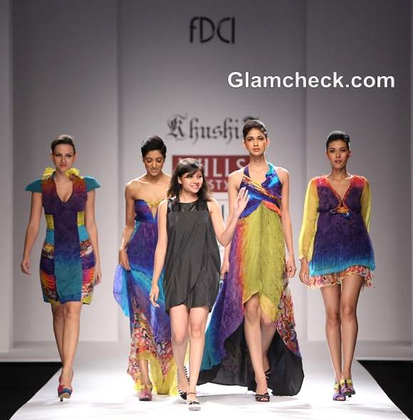 Khushi Z WIFW S-S 2013 Collection