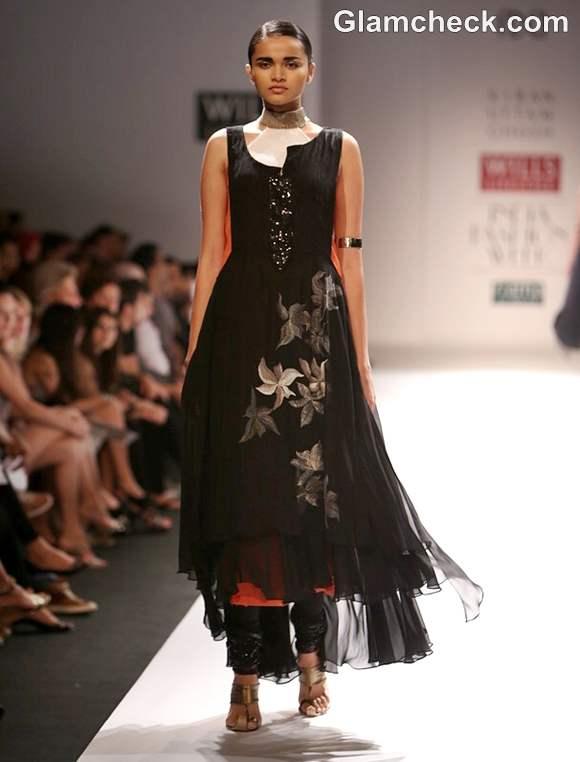 Kiran Uttam Ghosh WIFW S-S 2013-2