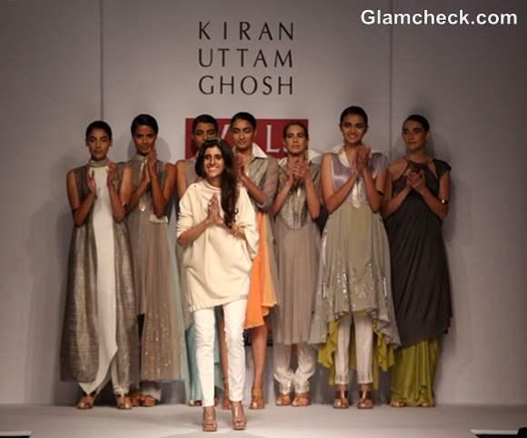 Kiran Uttam Ghosh WIFW S-S 2013