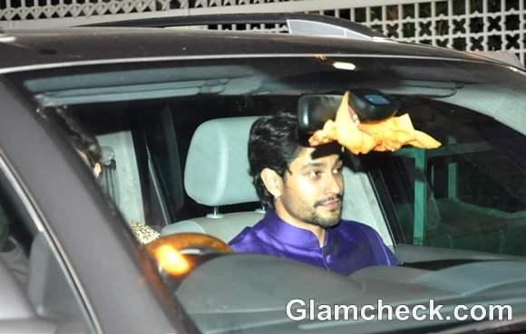 Kunal Khemu  Saif Kareena Post Wedding Party Taj Mahal Hotel