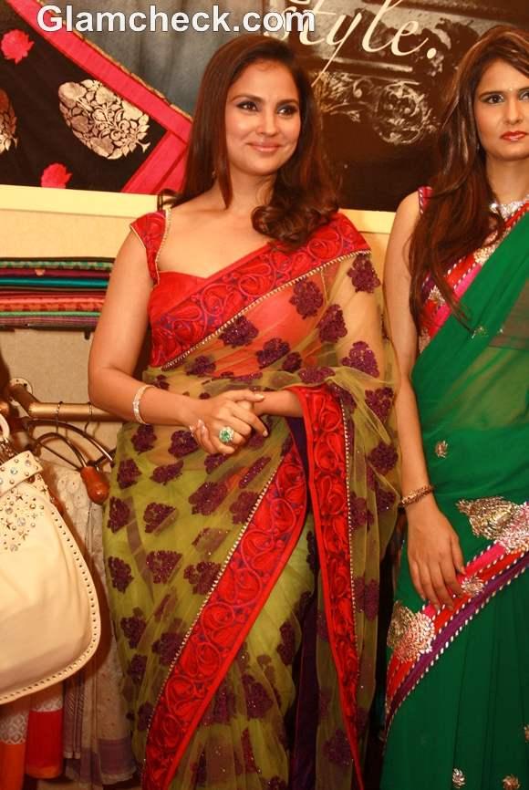 Lara Dutta collection sari Lara Dutta-Chhabra 555