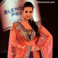 Malaika Arora Khan Blenders Pride Fashion Tour 2012