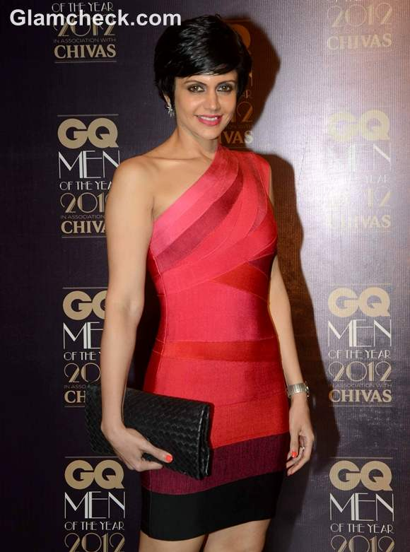 Mandira Bedi GQ Men Of The Year Awards 2012
