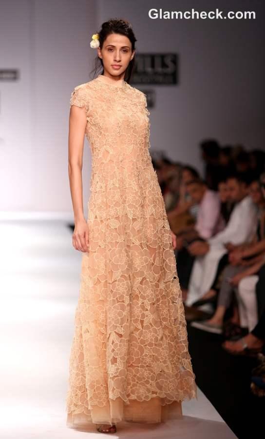 Manish Gupta Primrose collection WIFW S-S 2013