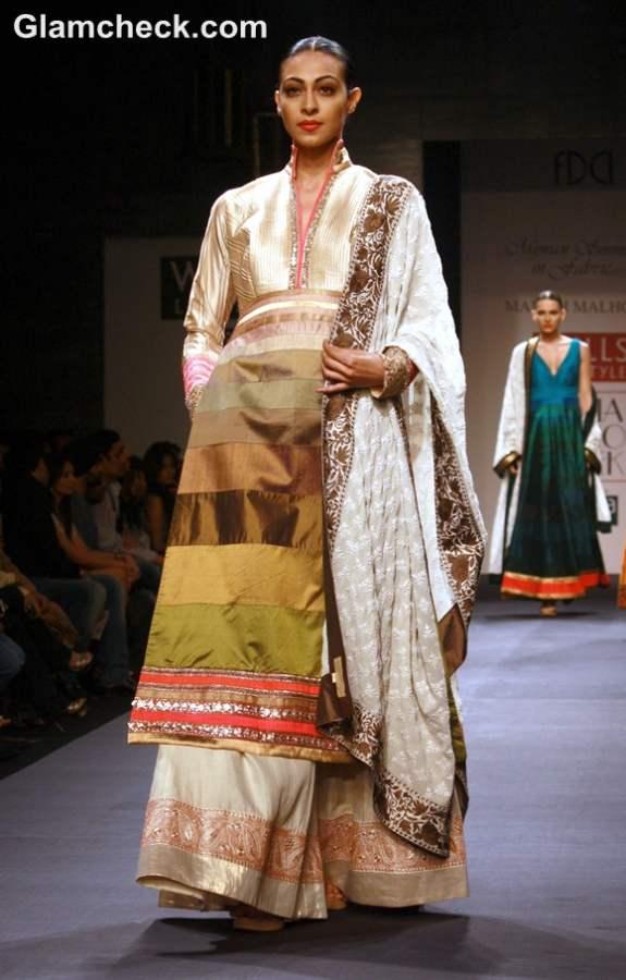 Manish Malhotra Show WIFW S-S 2013-1