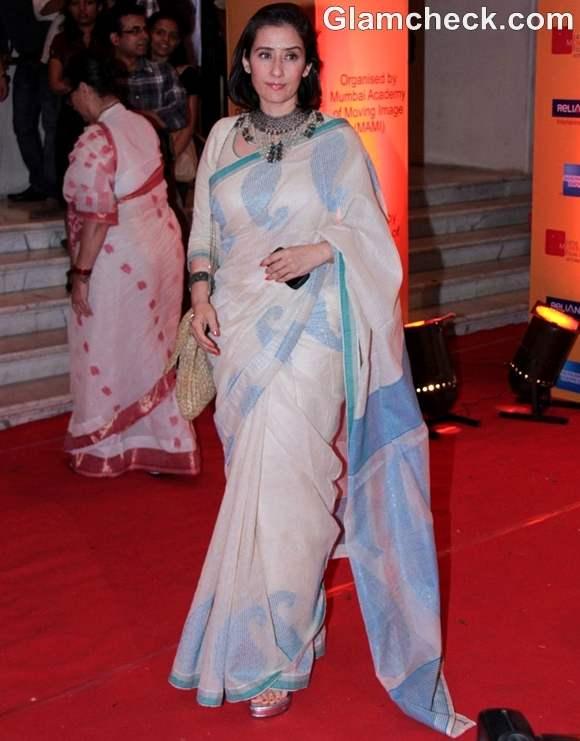 Manisha Koirala Mumbai Film Festival Opening