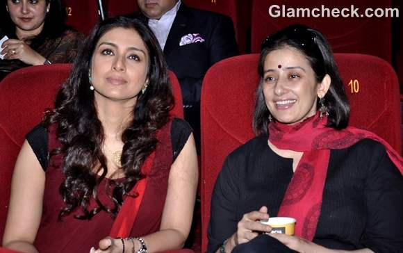 Manisha Koirala and Tabu Ang Lee Promotes Life of Pi With Cast in Mumbai