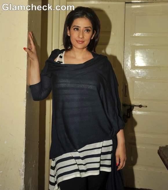 Manisha Koirala at film BHOOT Returns press conference