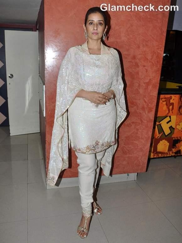 Manisha Koirala premiere Bhoot Returns fun cinemas