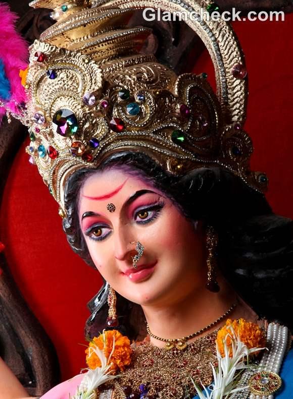 Navratri Durga Puja 2012
