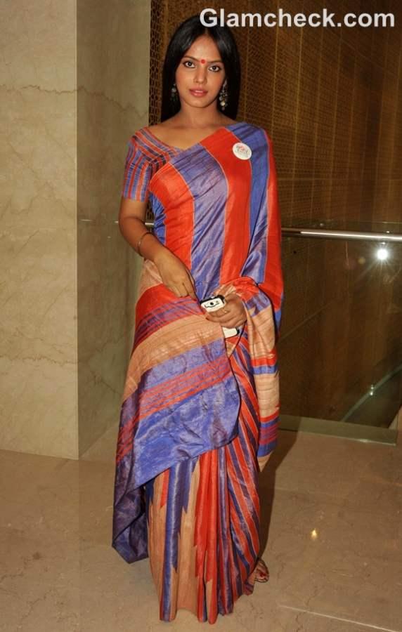 Neetu Chandra at Cancer Rose Day CPAA