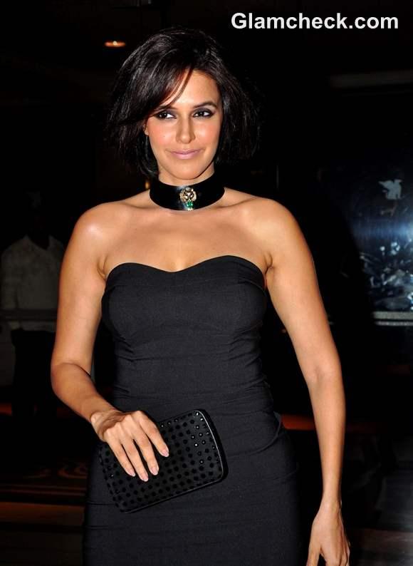 Neha Dhupia sexy music launch movie Rush