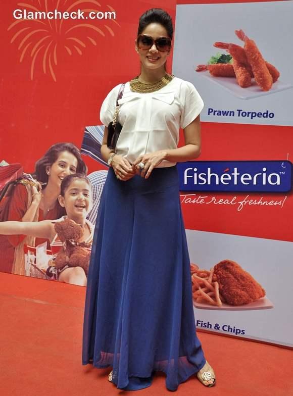 Palazzo Pants Vidya Malvade Fishteria launch Mumbai