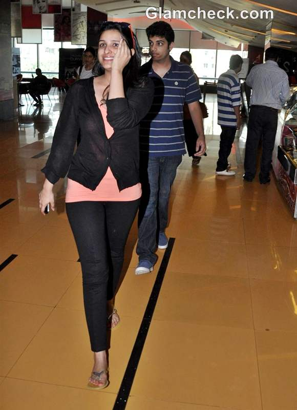 Parineeti Chopra at AIYYAA show Cinemax Mumbai