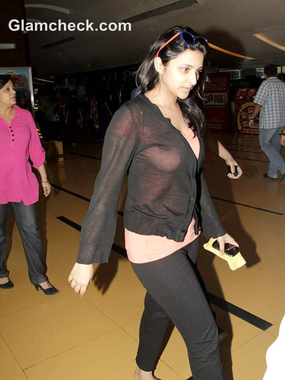 Parineeti Chopra without makeup