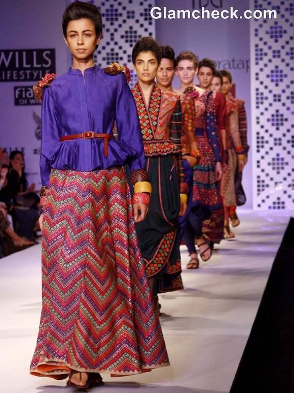 Payal Pratap WIFW S-S 2013