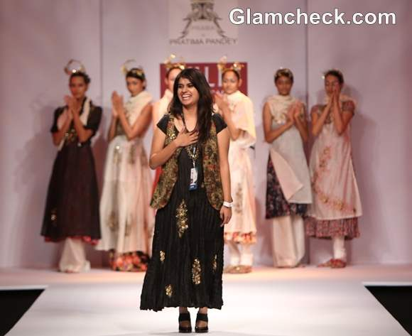 Pratima Pandey WIFW S-S 2013 collection