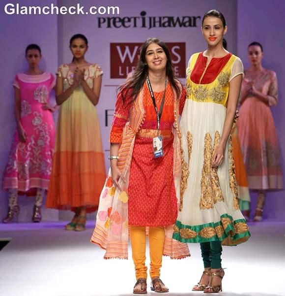 Preeti Jhawar Day 4 of WIFW S-S 2013