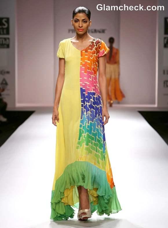 Preeti Jhawar Olya collection WIFW S-S 2013