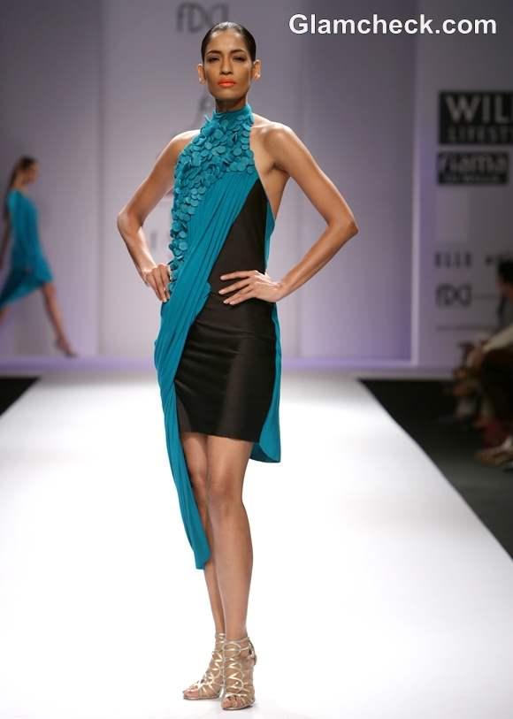 Prerna Bhardwaj WIFW S-S 2013 collection