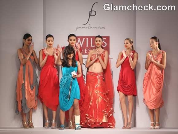 Prerna Bhardwaj WIFW S-S 2013-day 4