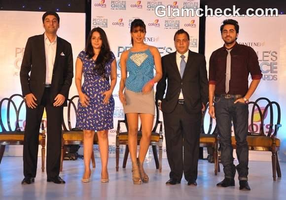 Priyanka Chopra ar Peoples Choice Awards 2012