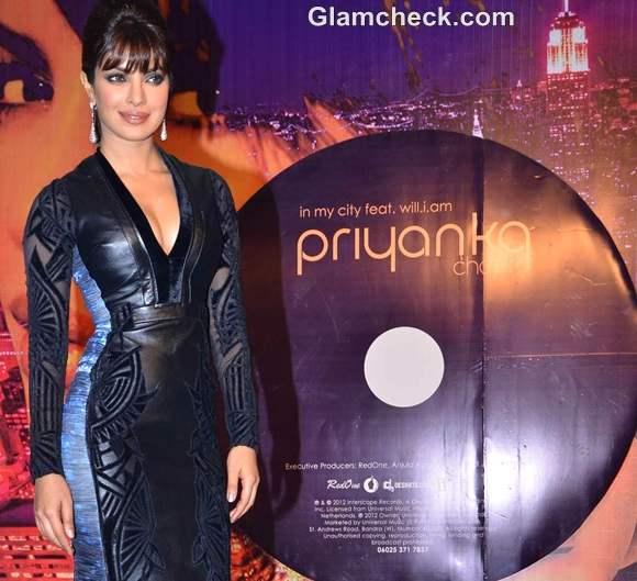 Priyanka Chopra music album in my city 2012