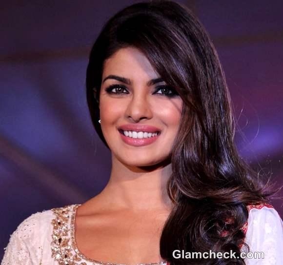 Priyanka Chopra smile