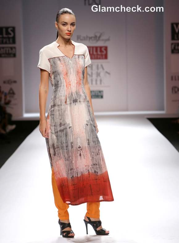 Rahul Singh WIFW S-S 2013 collection