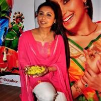 Rani Mukherjee Aiyya Special Cha Poha Gathering