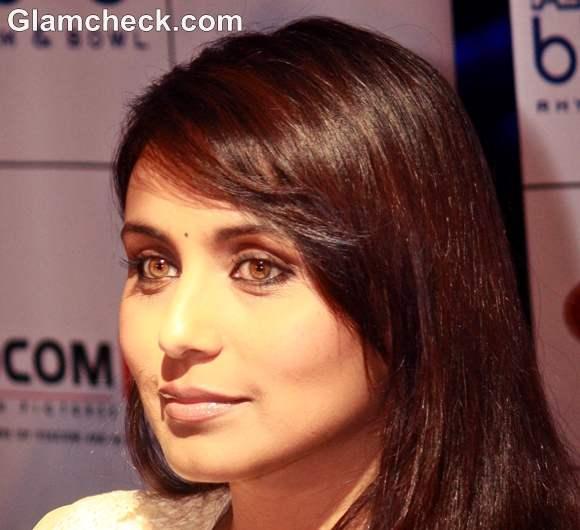 Rani Mukherjee Hairstyle