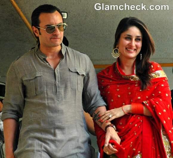 Saif-Kareena Marriage