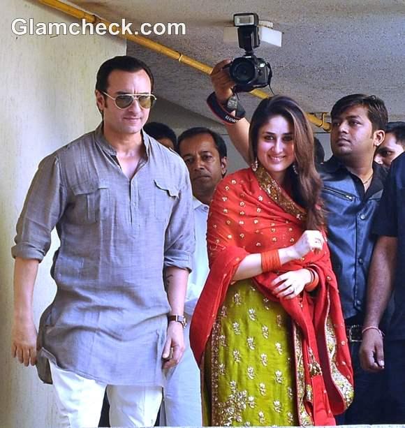Saif-Kareena Wedding Court Marriage